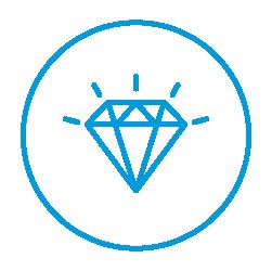 Core Blue Icons_Diamond